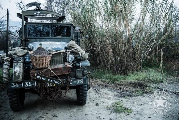 Raduno di mezzi ex militari 2013