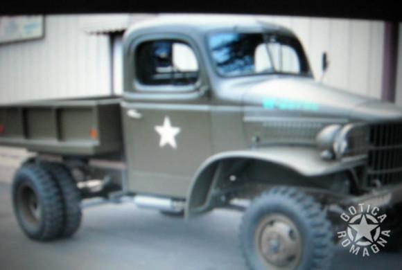Dodge WC 40 1/2 ton
